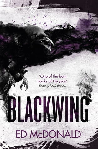 Book Review: Blackwing by Ed McDonald