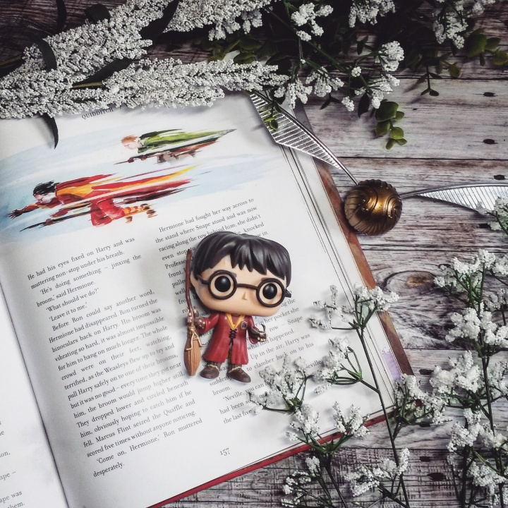 Book Review: Harry Potter 1 – 7