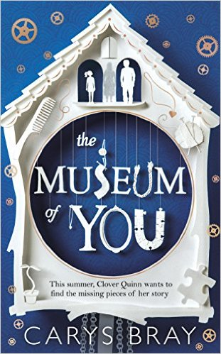Book Review: The Museum of You by Carys Bray