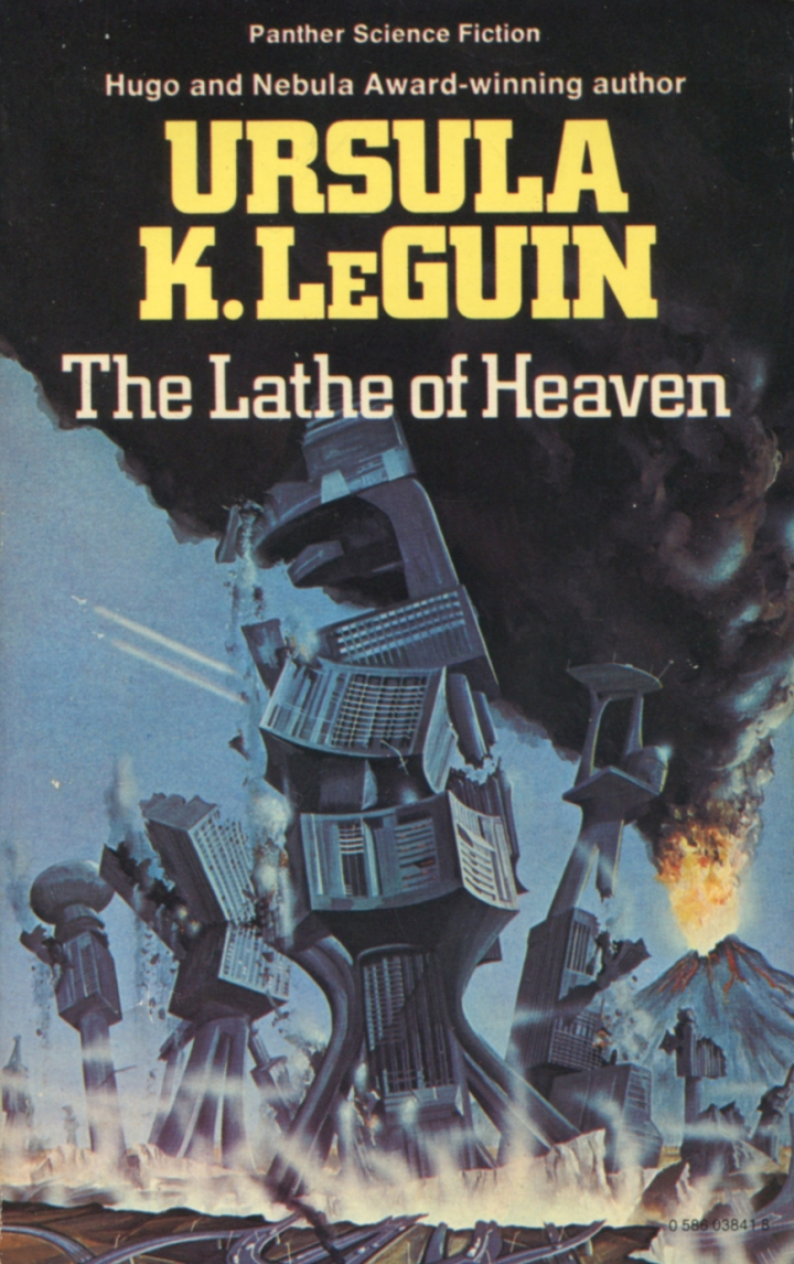 BOOK REVIEW: The Lathe of Heaven by Ursula K.LeGuin
