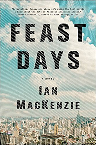 Book Review: Feast Days by Ian MacKenzie