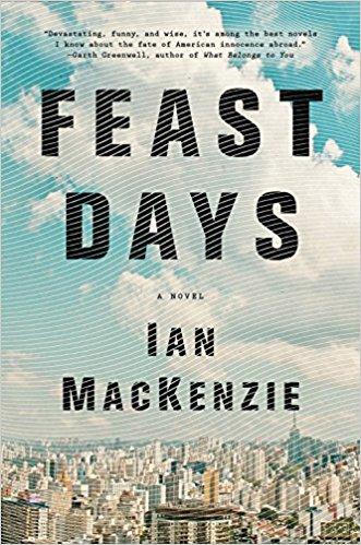 Book Review: Feast Days by IanMacKenzie